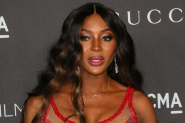 Picture on Instagram: Naomi Campbell became a mother for the first time at the age of 50