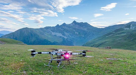 Pilot Project: Drone Supply Shelters - Science and Technology