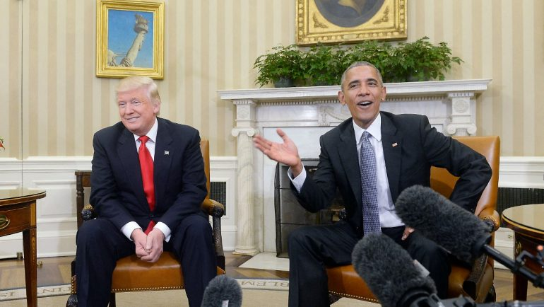 Revelations in new book: What did Obama allegedly say about Trump?