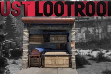 Rust.  Smallest and best loot and TC room in