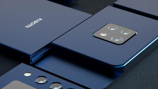 Xiaomi: A modular smartphone might look like this concept design.