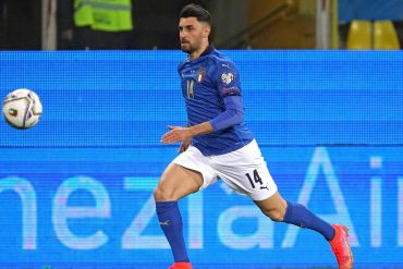 Vincenzo Griffo is in Italy's initial EM squad