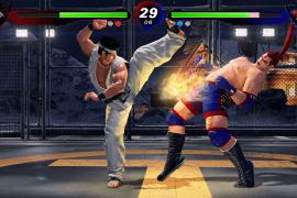Virtua Fighter 5 Ultimate Showdown Now Sort ... PIXEL.