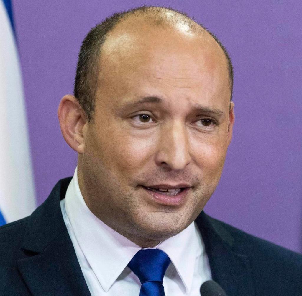 Zamina Party leader Naftali Bennett