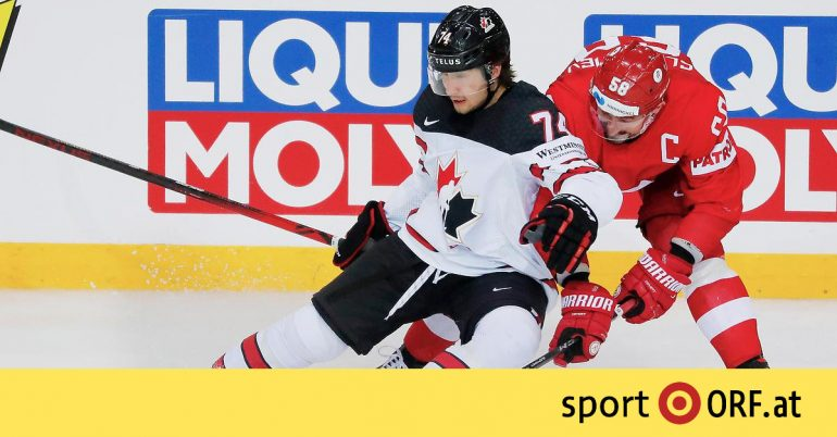 Ice Hockey World Cup: Canada destroys Russia's gold dream