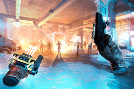 After the Fall: VR co-op action FPS details on intense battles and ruthless opponents
