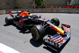 Formula 1 news: Max Verstappen fastest in first practice session in Baku |  Formula 1 News