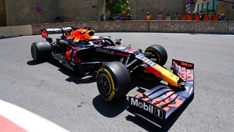 Formula 1 news: Max Verstappen fastest in first practice session in Baku    Formula 1 News