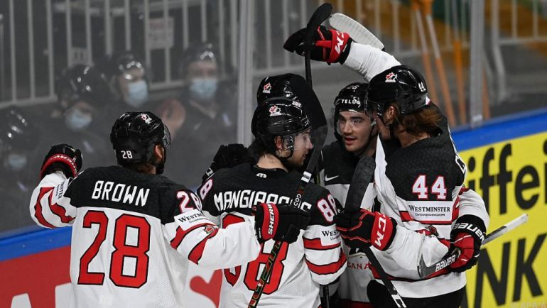 Canada won the brotherly duel and is in the final - national teams