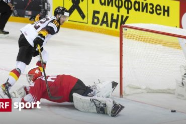 News from Ice Hockey - Switzerland in the 2022 World Cup against Germany, Canada and Russia - SPORTS