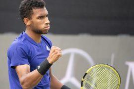 Tennis - Stuttgart - Auger-Aliassim again in the semifinals in Stuttgart - SPORTS