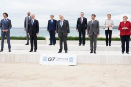 Criticism of G7 summit in Cornwall downplays