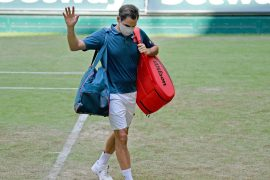 ATP tournament in Halle: Roger Federer out early - Sports Mix