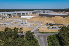 Tesla Factory Near Berlin: New Black Giga Factory Plan    regional