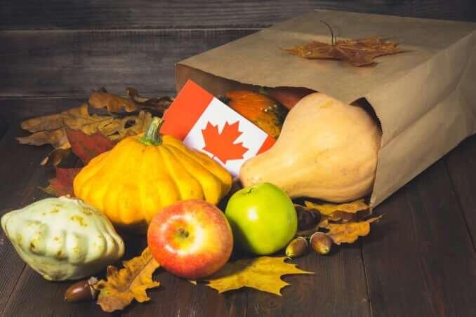 Canada Canada Nutrition Vegetarian