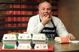 """You Can Feel the Sense of Optimism"": Why McDonald's Is Burying ""Hutengoudi"""
