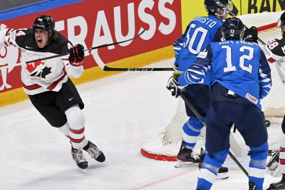 After a historically weak start: Canada wins World Cup, ice hockey news ticker