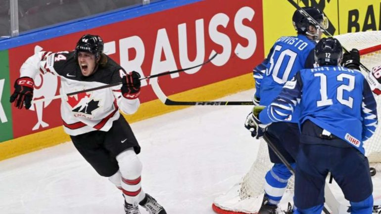 After a historically weak start: Canada's win at the World Cup