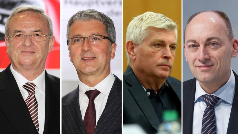 Agreement: Winterkorn & Co pays VW 17.8 million euros.  NDR.de - Nachrichten - Lower Saxony