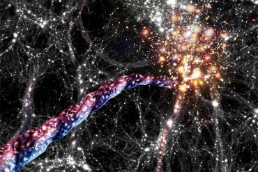 Astronomers discover largest known rotating structures in the universe
