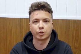 Belarus: Raman Protasevich and Sofia Sapega under house arrest