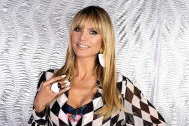 Bizarre Appearance - Embarrassing: Heidi Klum's TV Campaign Backfired