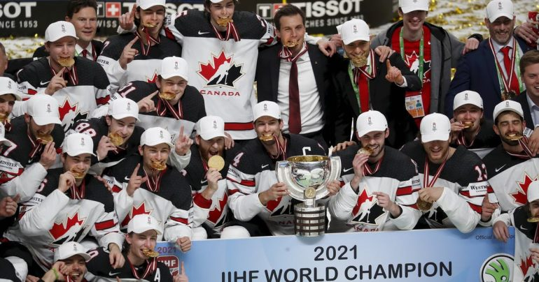 Canada took revenge and beat Finland in extra time