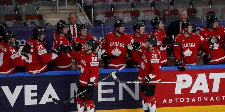Canada under Finns in penalty shootout