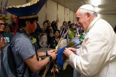Canadian bishops hope for papal meeting with indigenous people