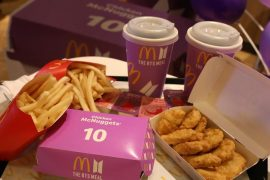 Chicken McNugget sells for about $100,000 on eBay