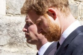 Comment: Prince Harry takes parental leave, William looks like he has run out of time