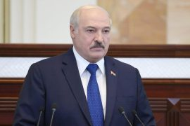 EU imposes new sanctions on Lukashenko's regime