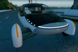 Electric car: Aptera makes second attempt with 1000 miles of shoe