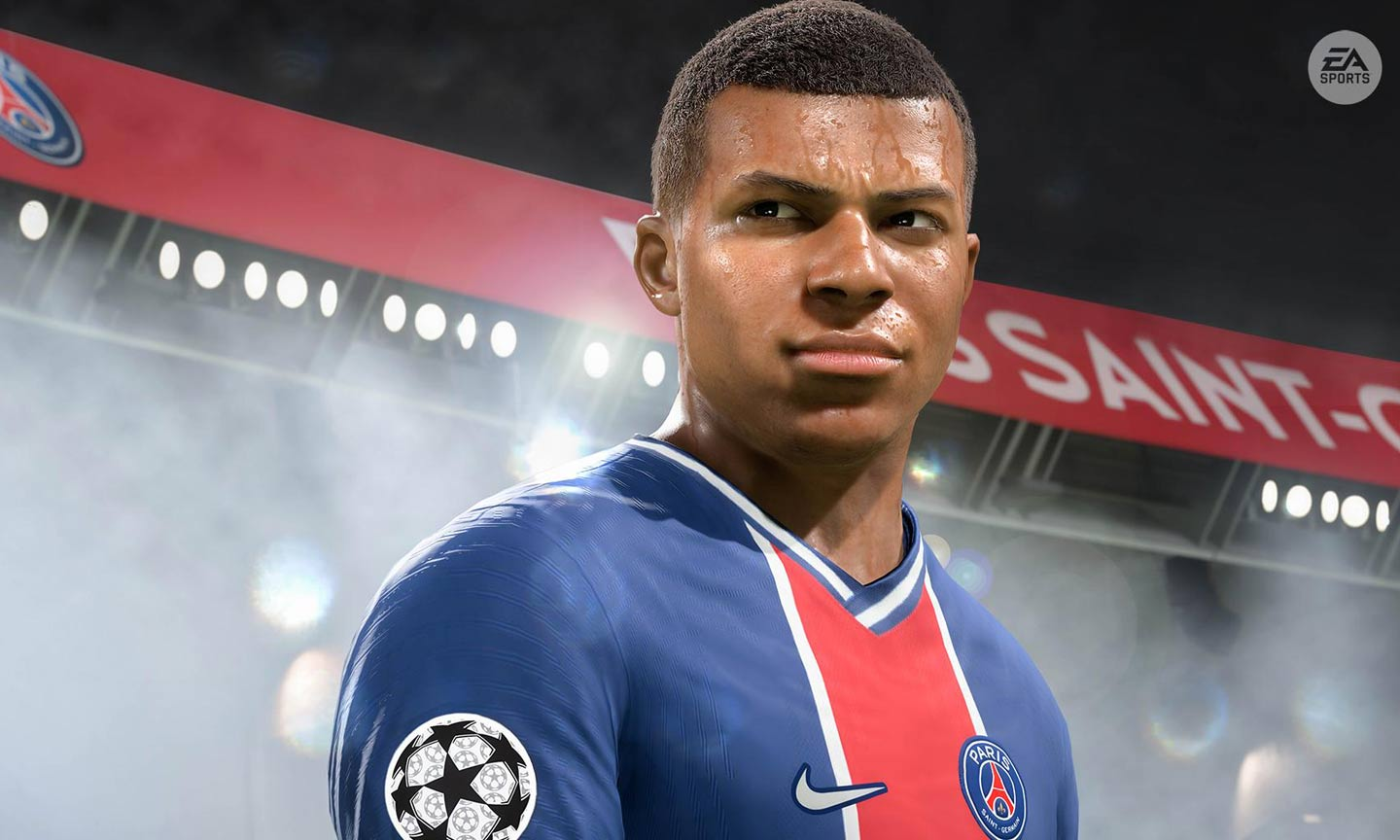 FIFA 21: The Next Generation Edition for PS5 and Xbox Series X/S will be available starting December 4, 2020.  (c) EA Sports
