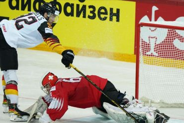 German ice hockey team: a great collaboration