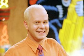 """Gunther played: """"Friends"""" star Tyler has terminal cancer"""