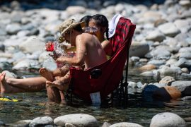 Heat wave in Canada and the USA: when power lines melt