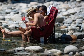 Heat wave sets new temperature record in Canada