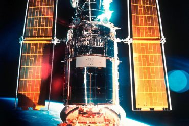 Hubble Space Telescope computer malfunctions due to malfunction
