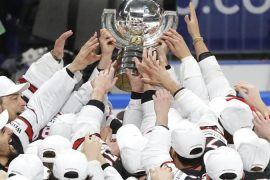 Ice Hockey - Record Champions From Scary Beginnings: Canada's World Cup History