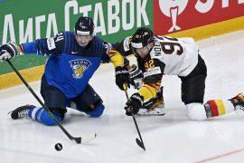 Der Traum vom WM-Titel ist für die deutschen Eishockeyspieler geplatzt