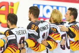 Ice Hockey World Cup 2021 Live: Semifinals Germany