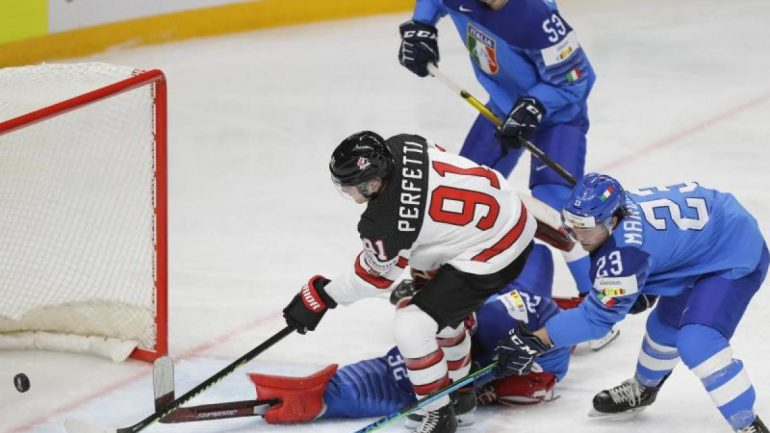 Ice Hockey World Cup: Canada and Sweden defend themselves against Australia