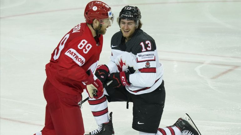 Ice Hockey World Cup: Canada beat Russia, Finland beat Czech Republic