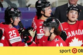 Ice Hockey World Cup: Canada saved from historic humiliation