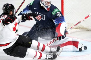 Ice Hockey World Cup: Canada wins final against Finland