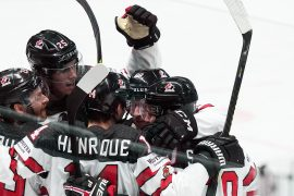 Ice Hockey World Cup: Canada's ice hockey team refines the story of Cinderella - Ice Hockey