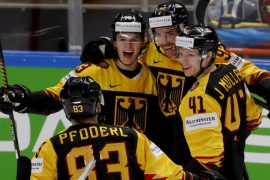 Ice Hockey World Cup: Germany beat Latvia and assist Canada in the quarter-finals