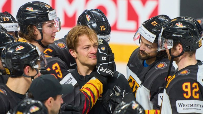 Ice Hockey World Cup: Germany has confidence in its strength again