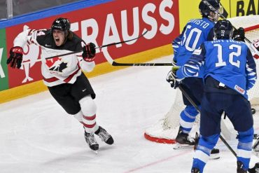 Ice hockey: After a historically weak start: Canada's win at the World Cup